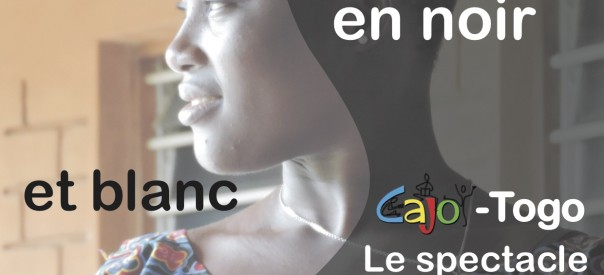 Affiche spectacle Togo