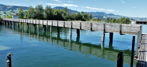 Passerelle Rapperswil